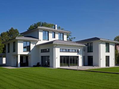 Modernes Wohnhaus. PODUFAL - WIEHOFSKY Generalplanung , Architekten, Ingenieure