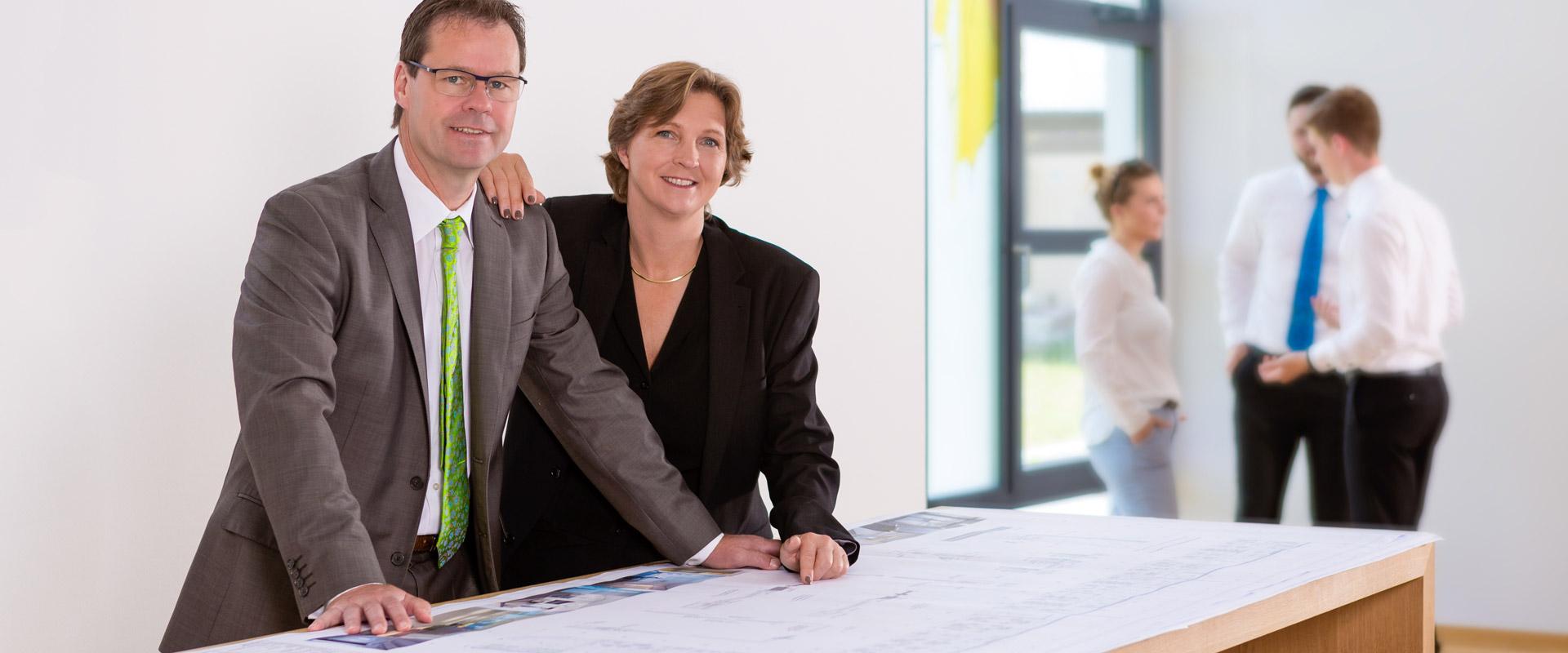 Robert und Isabel Wiehosky, Podufal - Wiehofsky Partmb, Architekten und Ingenieure, Generalplanung