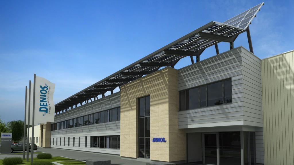 Firma Denios Bad Oeynhausen Podufal Wiehofsky Partmb Architekten Und Ingenieure