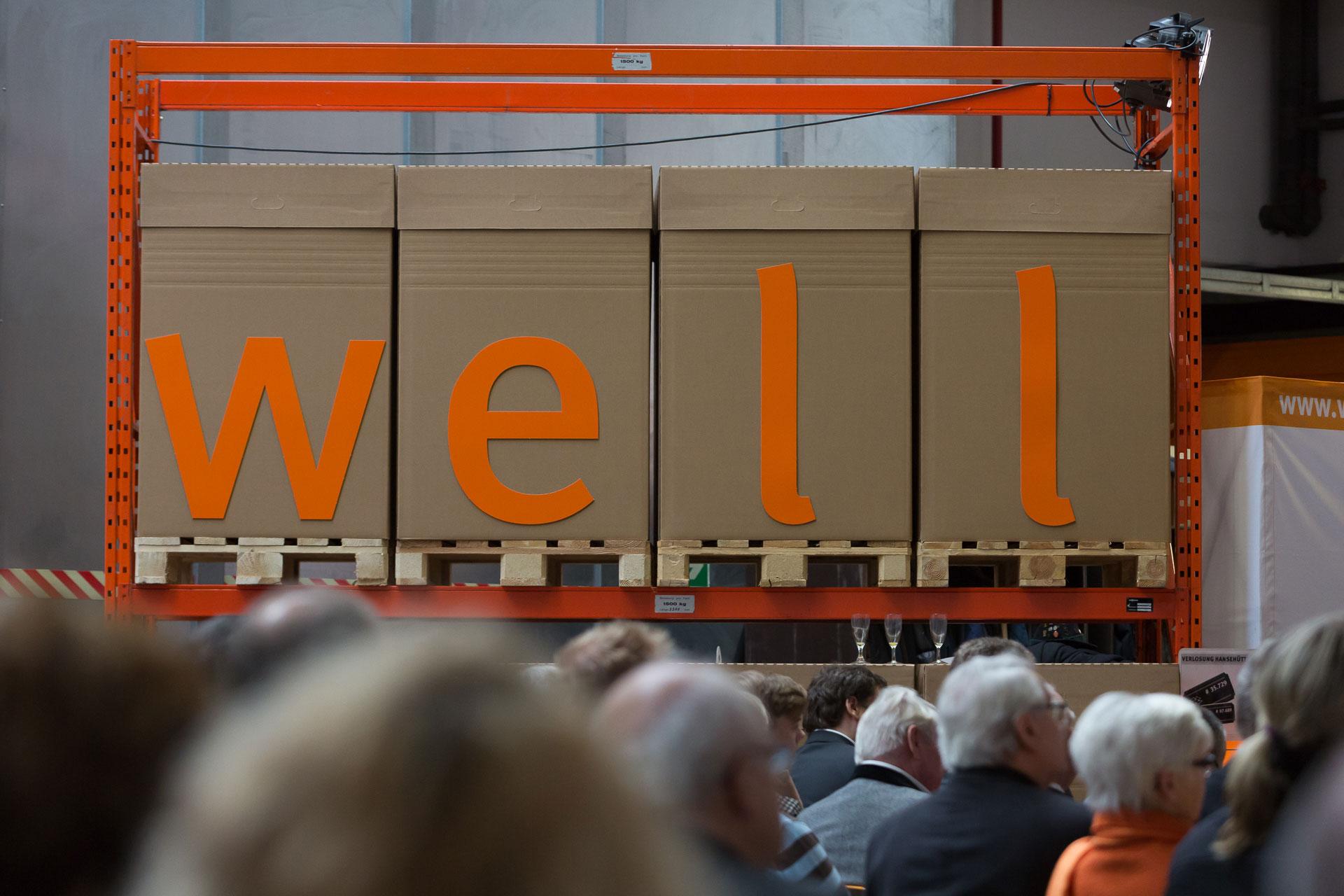 Eröffnungsfeier bei Wellteam, PODUFAL- WIEHOFSKY, Architekten und Generalplanung