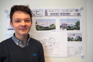 PODUFAL - WIEHOFSKY Generalplanung, Architektin und beratender Ingenieur, PartmbB. Mario und der entwurf sienes Traumhauses